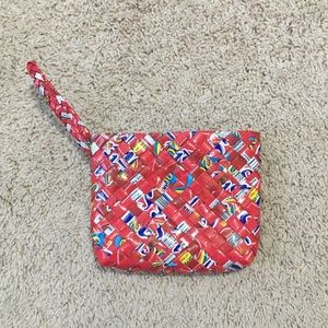 Half the Sky by Rebagz recycled clutch 354148818a